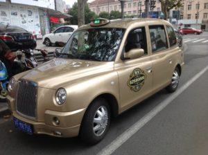 ロンドンタクシー (9)