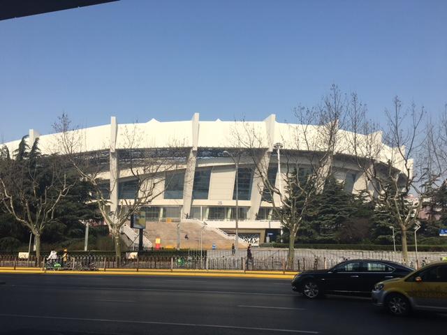 2上海体育場
